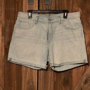 Gap sexy boyfriend jean shorts